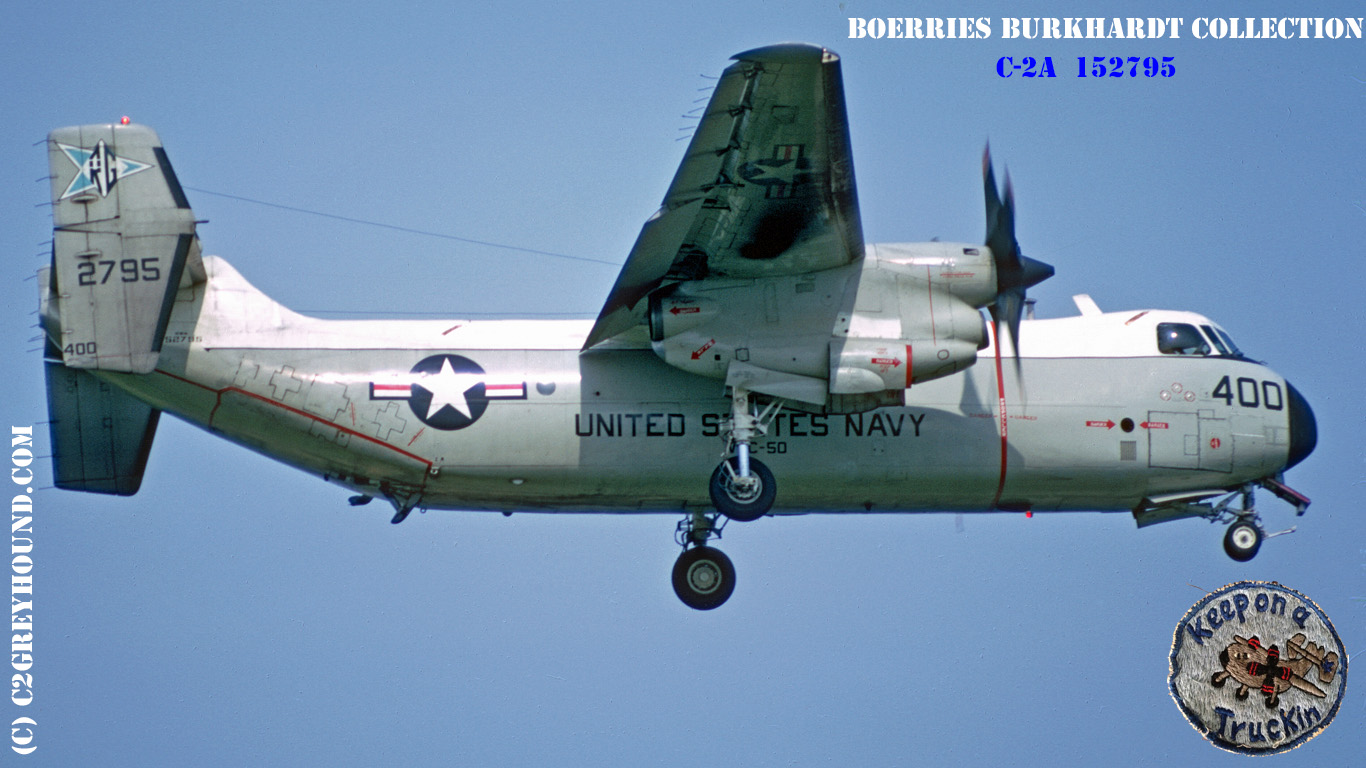 Grumman C-2A Greyhound VRC-50